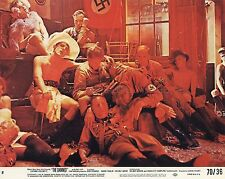 LUCHINO VISCONTI THE DAMNED 1969 VINTAGE LOBBY CARD #6 GAY INTEREST