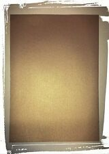 Pearl Paper Old Gold , Double sided, 120gsm, 30 Sheets