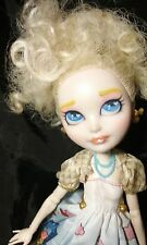 OOAK Ever After Monster High Apple White Repaint By J.S.A.L.
