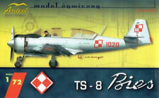 PZL TS 8 BIES - POLISH AF MARKINGS 1/72 ARDPOL RESIN