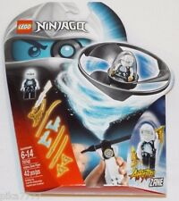 LEGO Ninjago Airjitzu ZANE Flyer 70742 NEW 2015 US Seller build white ice ninja