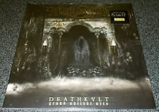PURGATORY-DEATHKVLT-2013 LP-PICTURE DISC VINYL-LIMITED TO 100-NEW & SEALED