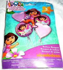 Anagram DORA The Explorer Happy Birthday Foil Balloon Bouquet