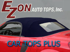 1999-2007 Toyota MR2 Convertible Top & Heated Glass, in Blue Stayfast Cloth