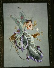 Mirabilia Midsummer Night's Fairy counted cross stitch pattern new chart