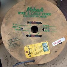 Mohawk Wire Cable W&C 1482, 4 conductor stranded, 2 pair, 18 gauge AWG, 100 feet