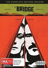 THE BRIDGE : COMPLETE SEASON 2 (Diane Kruger) -   DVD -  UK Compatible - sealed