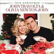 This Christmas by John Travolta/Olivia Newton-John (CD, Nov-2012, Hip-O)
