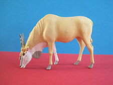 BRITAINS Plastic Zoo Animals: ELAND ANTELOPE New from Shop Counter Display