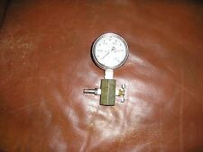 """WIKA 316 SS Tube and Connection Gauge 2.5"""" Face 0 to 3000 PSI"""