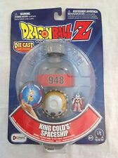 DRAGONBALL Z /KING COLDS SPACESHIP/ DIE-CAST VEHICLE / FIGURE & CAPSULE