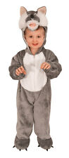 BOYS GIRL TODDLER WOLF FANCY DRESS PARTY KIDS COSTUME 2-4 YRS CHILDREN
