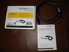 New StarTech.com 3ft SuperSpeed USB 3.0 to eSATA Cable Adapter USB3S2ESATA