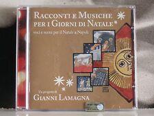 GIANNI LAMAGNA - RACCONTI E MUSICHE PER I GIORNI DI NATALE CD EXCELLENT+