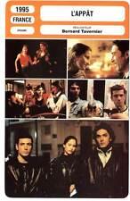 L'APPAT - Gillain,Sitruk,Putzulu,Courau(Fiche Cinéma) 1995 - The Bait/Fresh Bait