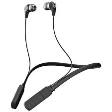 Skullcandy Ink'd In-Ear Wireless Headphones - Black/Grey (S2IKW-J509) New Sealed