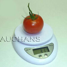 5000g/5Kg/1g Digital Scale Electronic Kitchen Diet Food Weighing WH-B05  G,LB,OZ