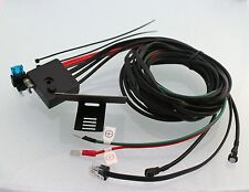 Escort Direct-Wired Smart Cord-Mute Button-Selectable R or B Warning Alert(EP01)