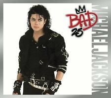 Bad - 25th Anniversary von Michael Jackson (2012), Neu OVP, 2 CD Set,