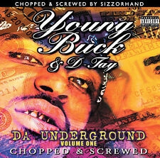 Tip Young Buck MUSIC CD