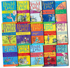 Roald Dahl Children's 15 Book Ages 4 - 8, Collection, BFG, Paperback English