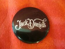 Collectible Jack Daniels Black And White Lapel Pin