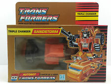 Sandstorm Classics G1 Transformer Mint in Sealed Box (MISB) [SSC1]