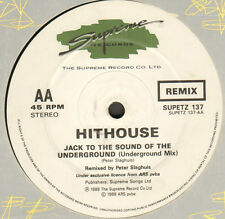HITHOUSE - Jack To The Sound Of The Underground (Remix) - Supreme