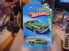 2010 Hot Wheels Treasure Hunt #12 '69 Ford Mustang