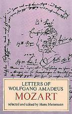 Letters of Wolfgang Amadeus Mozart, Mozart, Wolfgang Amadeus, Good Book
