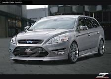 ford mondeo mk4 facelift full body kit / SEDAN / HB