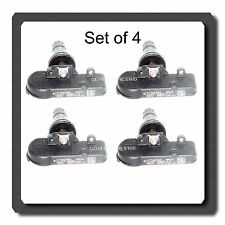 Set of 4 TPMS Tire Pressure Sensor 315MHZ Fits: Ford Lincoln Mazda Mercury