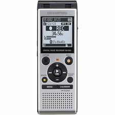 Digital Voice Recorder 4GB with Built-in USB plus Micro SD Slot