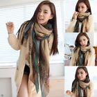 Fashion Women Lady Girls Soft Long Carriage Scarf Large Wrap Shawl Scarves New
