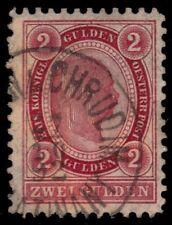 """AUSTRIA 64iv (Mi62Av) - Emperor Franz Josef """"Perf 11.5 x 11.5"""" (pa11459) CDS"""