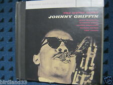 """Johnny Griffin """"The Little Giant""""  XRCD 20bit K2"""