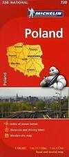 Maps/Country (Michelin): Poland by Michelin Michelin (2012, Paperback)