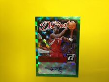 2014 15 Donruss Tracy McGrady Elite Dominators autograph basketball card 116/149