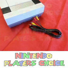NES TV AV A/V Cable Audio Video Original Nintendo System Replace the RF Switch