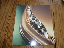 1994 Lexus ES Portfolio/Brochure