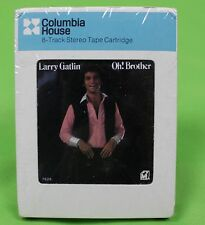Larry Gatlin Oh! Brother New NOS Sealed Vintage 8 Track Stereo Tape Cartridge