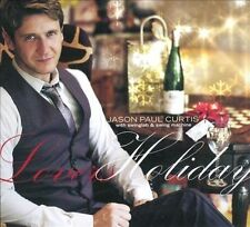 Jason Paul Curtis & Swinglab - Lovers Holiday (CD, 2012) Christmas Vocal Jazz