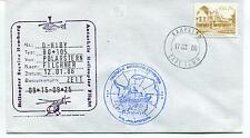 1986 Helicopter Service Hamburg Antarktis Flight Polarstern Antarctic Cover