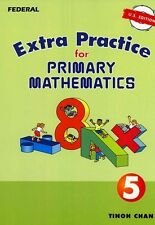 Extra Practice for Primary Math U.S. Edition 5 -FREE Expedited Upgrade with $45
