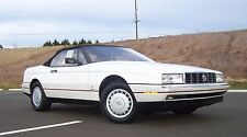 Cadillac: Allante CONVERTIBLE PININFARINA LOW PRODUCTION ALLANTE'