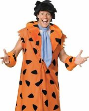 Fred Flintstone Costume Deluxe Adult - Plus Size Big & Tall XL Extra Large 46-52