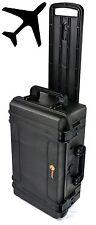 Elite EL2007W Carry On Waterproof Case w/Foam For Camera Video Equipment luggage