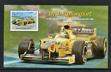 MOTORSPORT  2001  DX217   STAMPA   EXHIBITION   SOUVENIR    MS  -  SCARCE