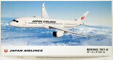Hasegawa 22 JAL Japan Airlines Boeing 787-9 1/200 scale kit