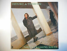 "MAXI 12"" POP 80s  ▒ DIFFORD & TILBROOK : LOVE'S CRASHING WAVES (EXTENDED REMIX)"